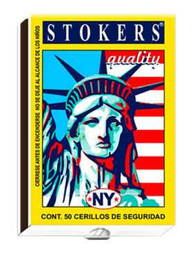 STOCKERS 50 UDS