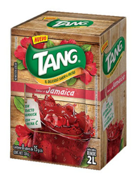 TANG JAMAICA 25 GR  8 UDS