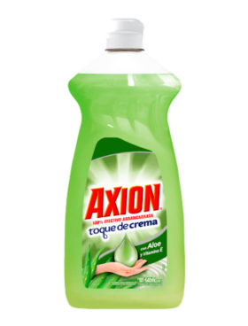 AXION ALOE 640 ML  6 UDS