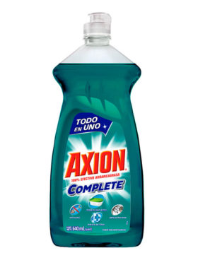 AXION COMPLETE PLAST 640 ML  6 UDS