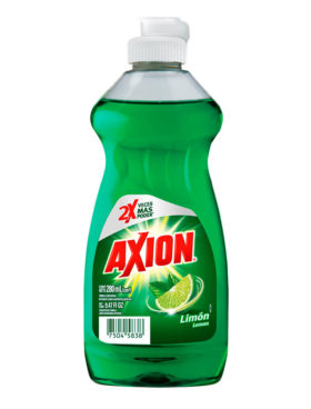AXION LIMON 280 ML  6 UDS
