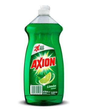 AXION LIMON LIQ 750 ML  6 UDS
