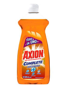 AXION NARANJA 640 ML  6 UDS