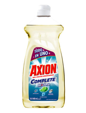 AXION TRICLORO 640 ML  6 UDS
