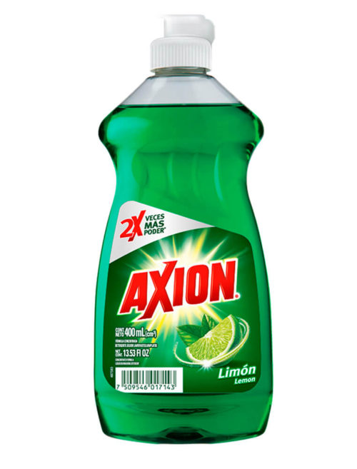 AXION LIMON 400 ML 6 UDS