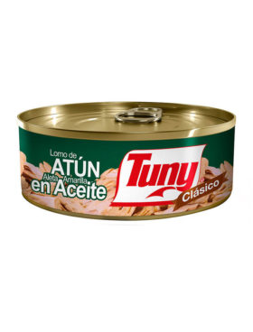 TUNY ACEITE 140 GR 12 UDS