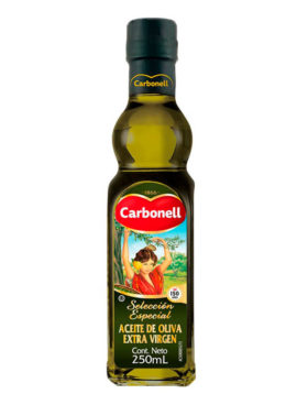 CARBONELL 250 ML / 4 UDS