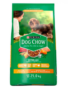 DOG CHOW ADULTO RP 25 KG